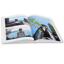 Hardcover 18,5 cm x 18,5 cm