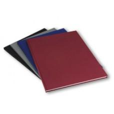 Linen-/Artificial Leather Binding 20,5 cm x 20,5 cm