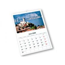 Calendar A4 29,7 cm x 21,0 cm