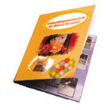 Birthday Booklet